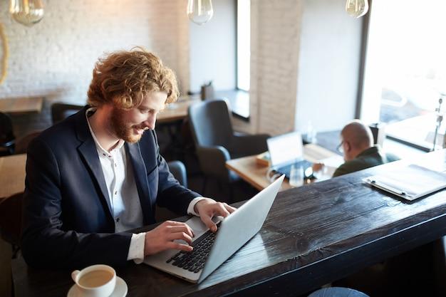 Wi-fi im café