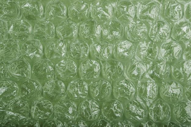 Wickeln plastikblasen textur