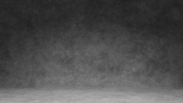 Wiedergabe 3d des perspektivenzement-betonhintergrundes. putzstuckbeschaffenheitsoberfläche.