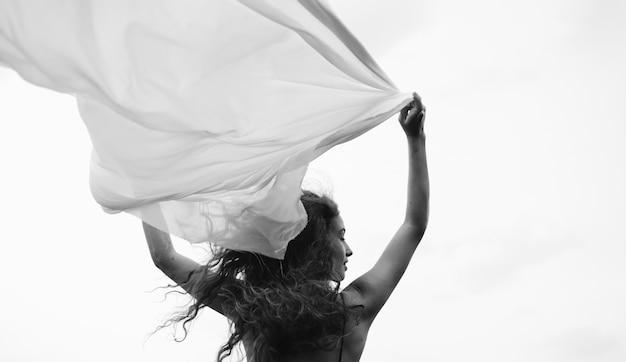 Wild und frei wie der wind