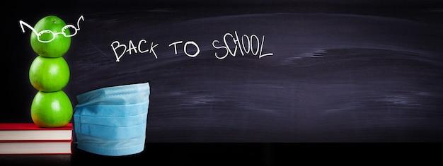 Willkommen zurück in der schule nach der corona-pandemie