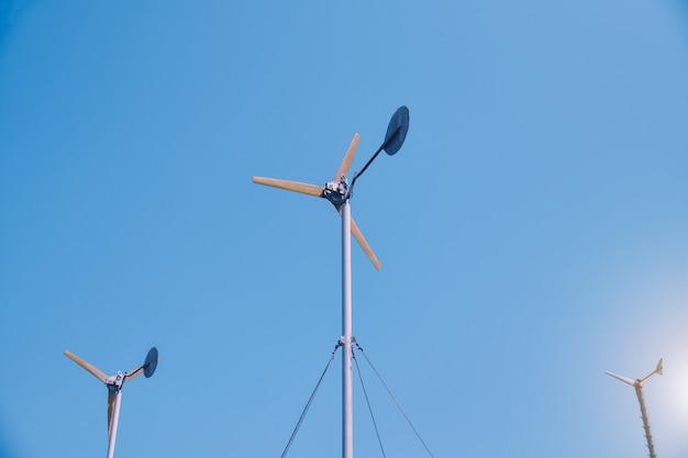 Windkraftanlage elektrischer windgenerator