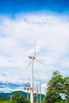 Windmühlenenergie phuket