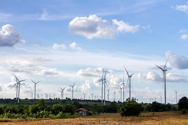 Windturbine, windgenerator, windkraftanlage, windenergie-konverter
