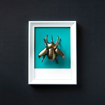 Winged käfer insekt spielzeuggegenstand