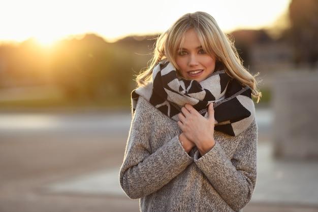 Winter straße junge haar street-style
