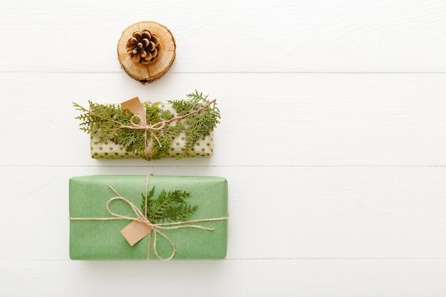 Winter weihnachtsgeschenkboxen