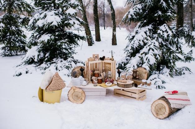 Winterdekoration