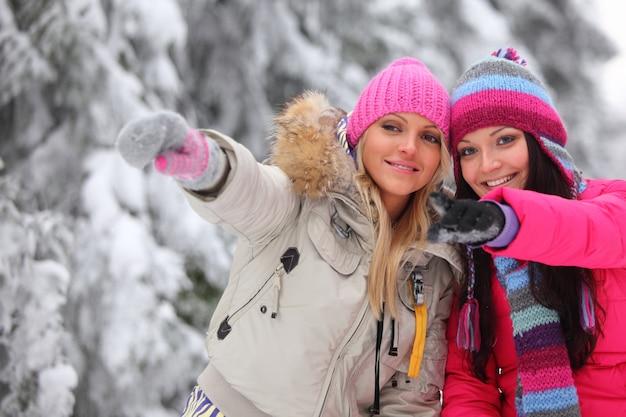 Winterfrauen