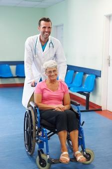 Wir geben die beste medizinische versorgung