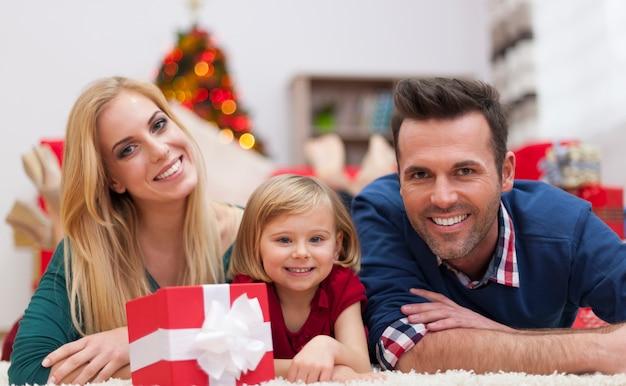 Wir genießen uns besonders zu weihnachten