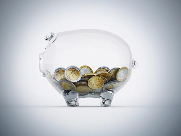 Wirtschaftliche transparenz