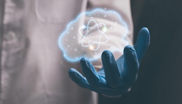 Wissenschaftler nutzen ihr gehirn, um ideen zu erfinden