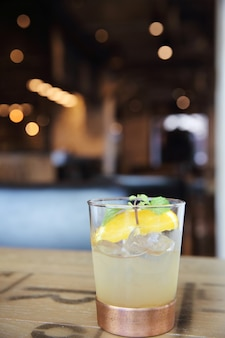 Wodka-cocktail