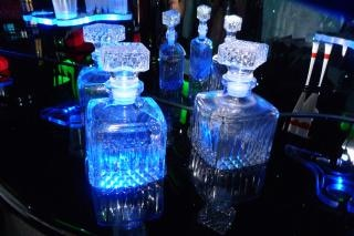 Wodka dekanter