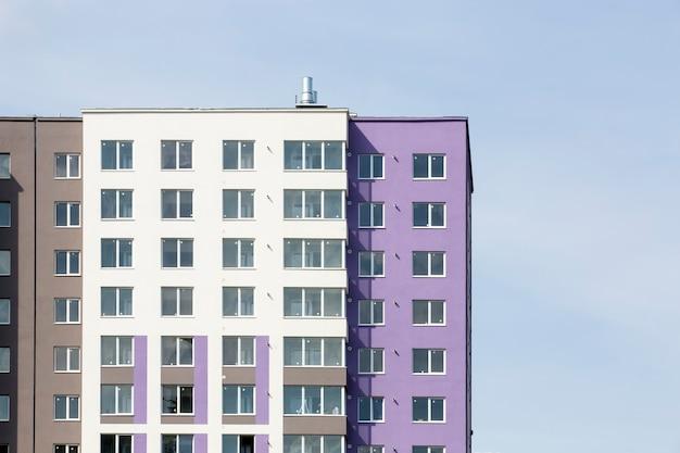 Wohnung-komplex
