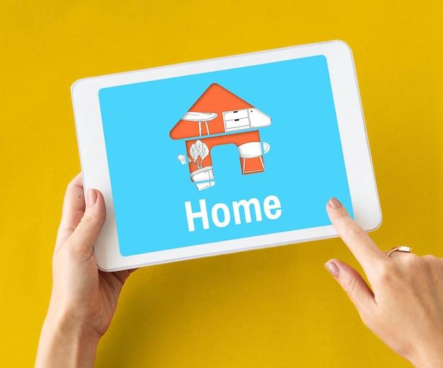 Wohnung zuhause ihr raum dekoration renovierungsstil