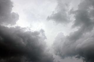 Wolken, ersticken