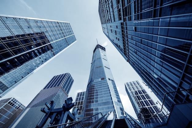 Wolkenkratzerbereich