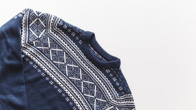 Wollmann pullover isoliert