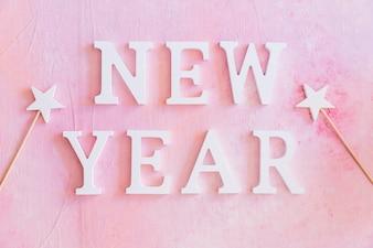 Wort und Sterne des neuen Jahres