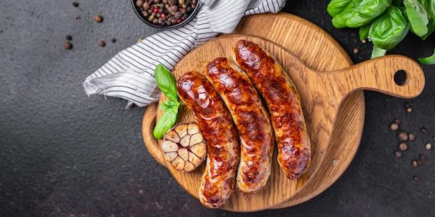 Würstchen seitan pflanzliches protein vegan fleischlos soja vegetarisch weizen klassischer geschmack oder snack