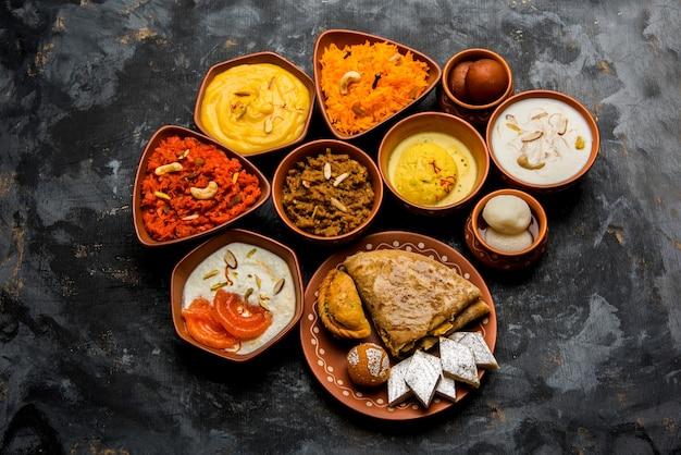 Würzig knusprig geröstete oder frittierte kichererbsen oder futana mit paprika, selektiver fokus