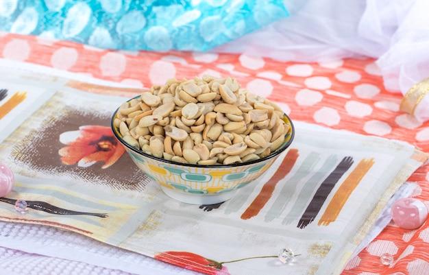 Würzige erdnüsse