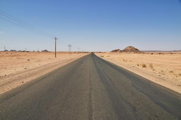 Wüste von sudan