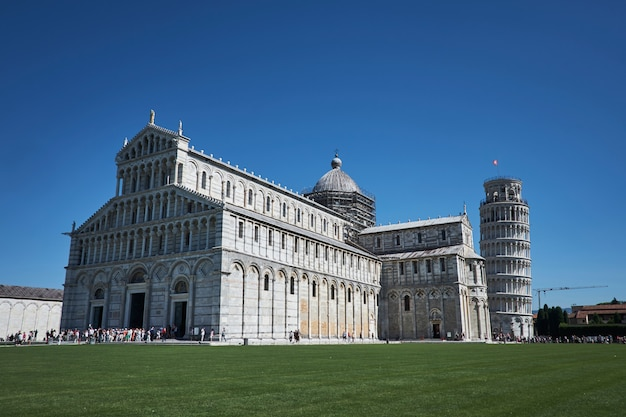 Wunderplatz in pisa