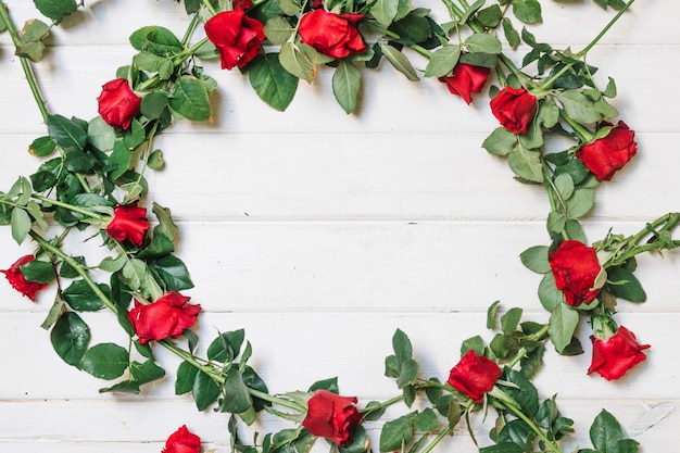 Wunderschöner rosenkranz