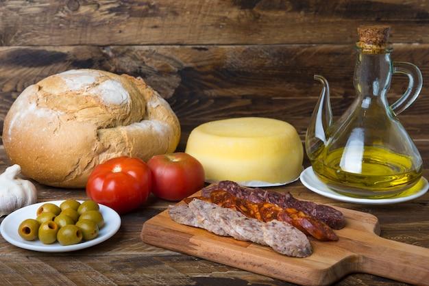 Wurst spanisches essen