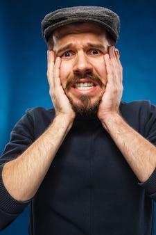 Wut und schreiender mann Kostenlose Fotos