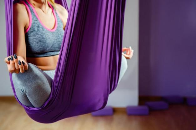Yoga praktizieren