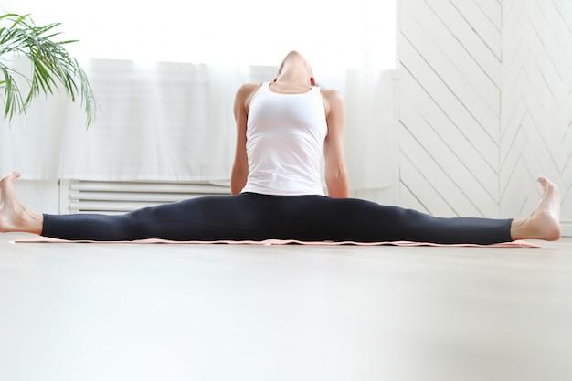Yoga zu hause