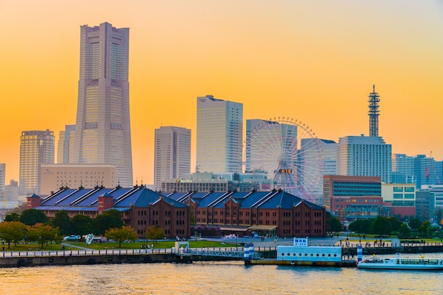 Yokohama-skylinestadt