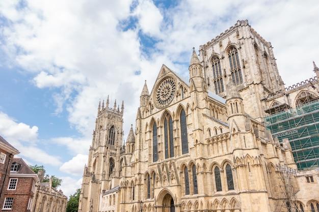 York münster kathedrale england