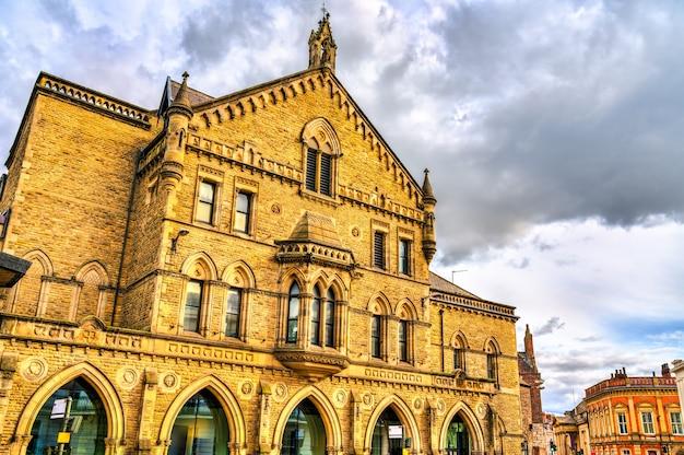 York theatre royal, ein historisches gebäude in york, england