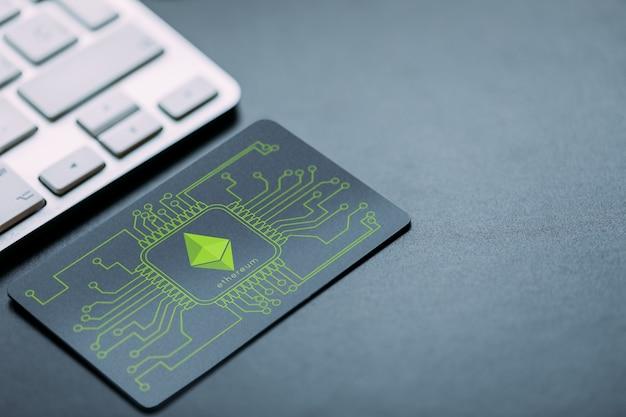 Zahlung mit ethereum-technologie