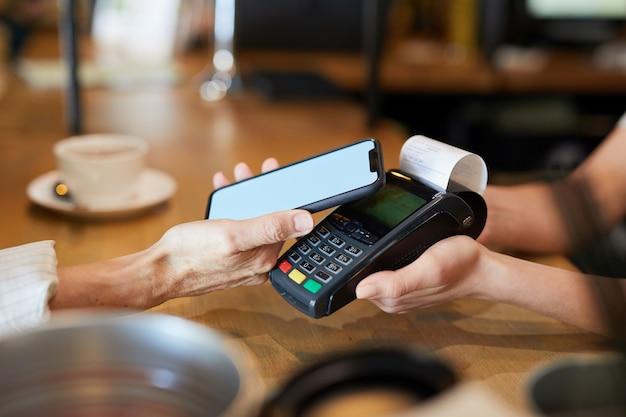 Zahlung ohne kontakt