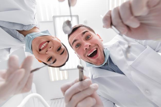 Zahnärzte aus der perspektive des patienten