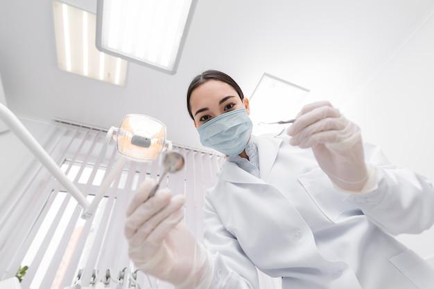 Zahnarzt aus sicht des patienten