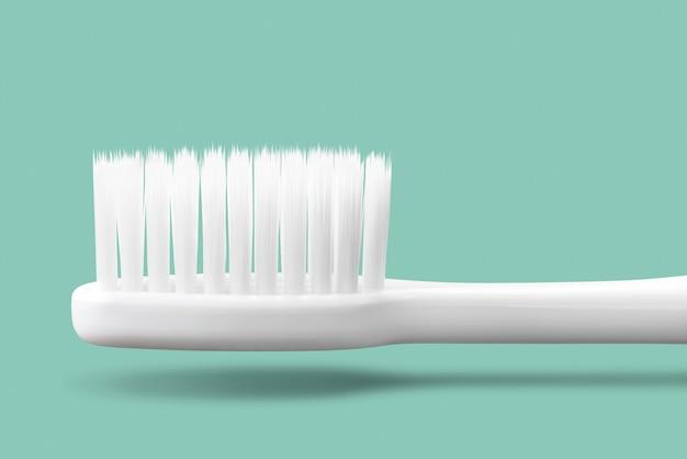 Zahnbürste isoliert