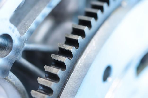 Zahnradschwungrad des kraftfahrzeugmotors