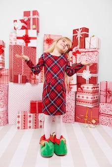 Zeit, all diese geschenke zu öffnen