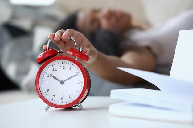 Zeit aufzustehen