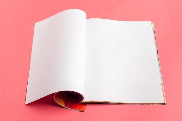 Zeitschrift oder katalog