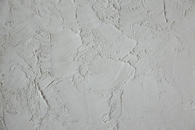 Zement textur. weiße farbe. konkreter hintergrund. leere verputzte wandfläche