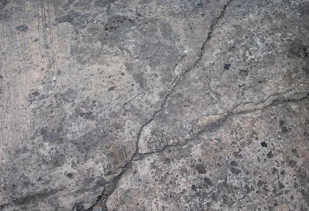Zementbodenbeschaffenheit
