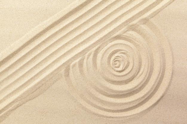 Zen garten meditation stein hintergrund